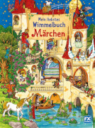 Ravensburger 6000049 Mein liebstes Wimmelbuch Märchen, Bilderbuch
