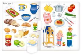 Bilder suchen - Wörter finden: So viele Wörter! Pappbilderbuch, ab 1 Jahr, 14 Seiten