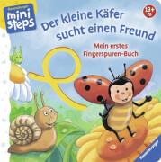 Ravensburger 31677 Ministeps Der kleine Käfer sucht einen Freund 18 + Monate