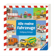 Ravensburger 43413 Alle meine Fahrzeuge