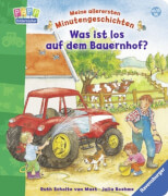 Ravensburger 43435 Was ist los auf dem Bauernhof?