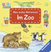Ravensburger 43450 Bilderbuch: Mein erstes Wörterbuch: Im Zoo