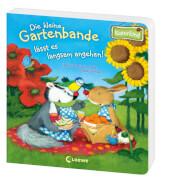 Loewe Pappebuch Gartenbande lässt langsam angehen (Naturkind)
