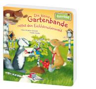 Loewe Pappebuch Gartenbande rettet Eichhörnchenwald(Naturkind)