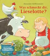 Was schmeckt dir, Lieslotte?