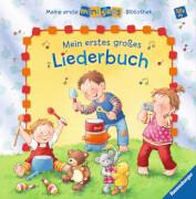 Ravensburger 31681 Ministeps Mein erstes großes Liederbuch 12 + Monate