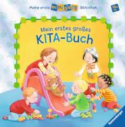 Ravensburger 31683 Ministeps Mein erstes großes Kita-Buch 18 + Monate