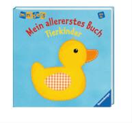 Ravensburger 40483  ministeps® - Mein allererstes Buch - Tierkinder
