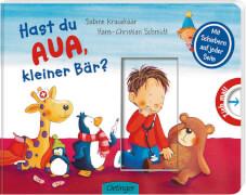 Kraushaar, Hast du Aua, Bär?