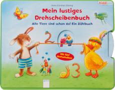 Kiddilight Drehscheibenbuch Zählbuch
