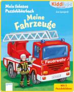 Arena Kiddilight Mein liebstes Puzzle-Bilderbuch - Meine Fahrzeuge
