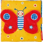 Mein kuschelweiches Spielbuch: Kleiner Schmetterling, gebundenes Buch, 8 Seiten, ab 0 Jahren