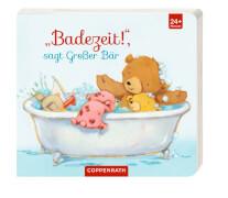 Badezeit!, sagt Großer Bär