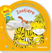 Kl. Mitnehm-Buch. Zootiere. Miniwelt