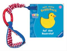 Ravensburger 43498 Mein erstes Buggybuch - Auf dem Bauernhof