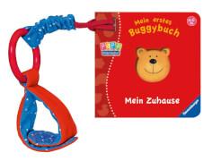 Ravensburger 43500 Mein erstes Buggybuch - Mein Zuhause