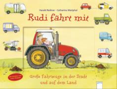 PP Rudi fährt mit. Große Fahrzeuge