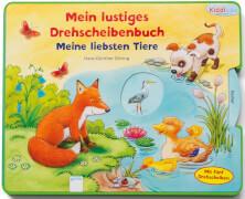 Arena Kiddilight Drehscheibenbuch Meine liebsten Tiere