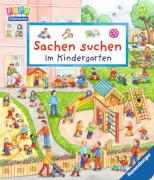 Ravensburger 025008  Sachen suchen - Im Kindergarten