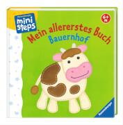 Ravensburger 40568  ministeps® - Mein allererstes Buch - Bauernhof