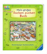 Ravensburger 43542 Mein großes Sachen Suchen Buch