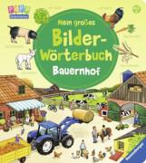 Ravensburger 43521 Mein großes Bilder-Wörterbuch: Bauernhof