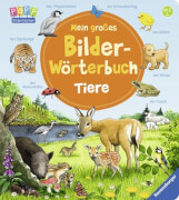 Ravensburger 43524 Mein großes Bilder-Wörterbuch: Tiere
