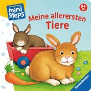 Ravensburger 40612 ministeps® - Meine allerersten Tiere