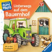 Ravensburger 40636 ministeps® - Unterwegs auf dem Bauernhof