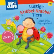 Ravensburger 31700 Lustige Kribbel-Krabbel Tiere