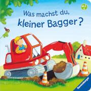 Ravensburger 43526 Was machst du, kleiner Bagger?