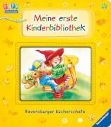 Ravensburger 43543 Meine erste Kinderbibliothek