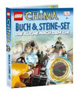 LEGO Legends of Chima Buch und Steine-Set