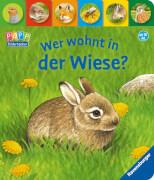 Ravensburger 21536  Wer wohnt in der Wiese?