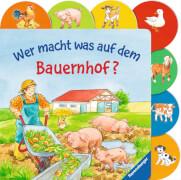 Ravensburger 22366  Wer macht was auf dem Bauernhof?
