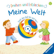 Ravensburger 026036 Drehen und Entdecken: Meine Welt