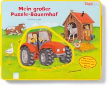 Arena Kiddilight Mein großer Puzzle-Bauernhof