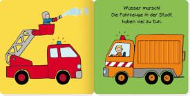 Mein Kulleraugen-Fühlbuch: Erste Sachen