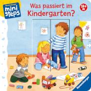 Ravensburger 40674 ministeps® - Was passiert im Kindergarten?