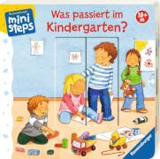 Ravensburger 31708 Schuld, Was pas. im Kindergarten