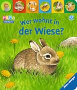 Ravensburger 43546 Wer wohnt in der Wiese?