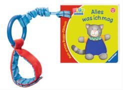 Ravensburger 43549 Buggy-Fühlbuch: Was ich mag