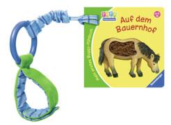 Ravensburger 43550 Buggy-Fühlbuch: Bauernhof