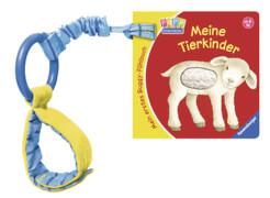 Ravensburger 43551 Buggy-Fühlbuch: Meine Tierkinder