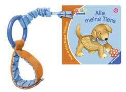 Ravensburger 43552 Buggy-Fühlbuch: Ab in die Wanne