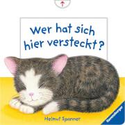 Ravensburger 43558 Wer hat sich hier versteckt?