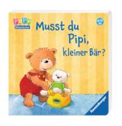 Ravensburger 43564 Musst du Pipi, kleiner Bär?