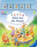 Ravensburger 43576 1, 2, 3, 4, 5 - Zähl mal die Hasen