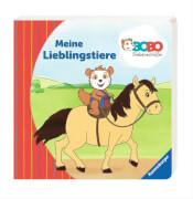Ravensburger 49002 Bobo Siebenschläfer: Meine Lieblingstiere