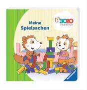 Ravensburger 49003 Bobo Siebenschläfer: Meine Spielsachen